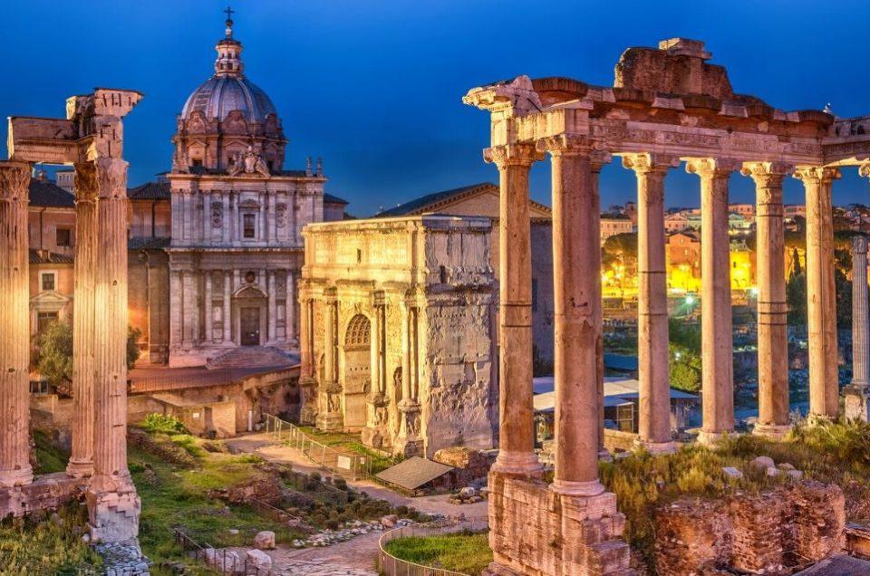 classic ancient rome tour