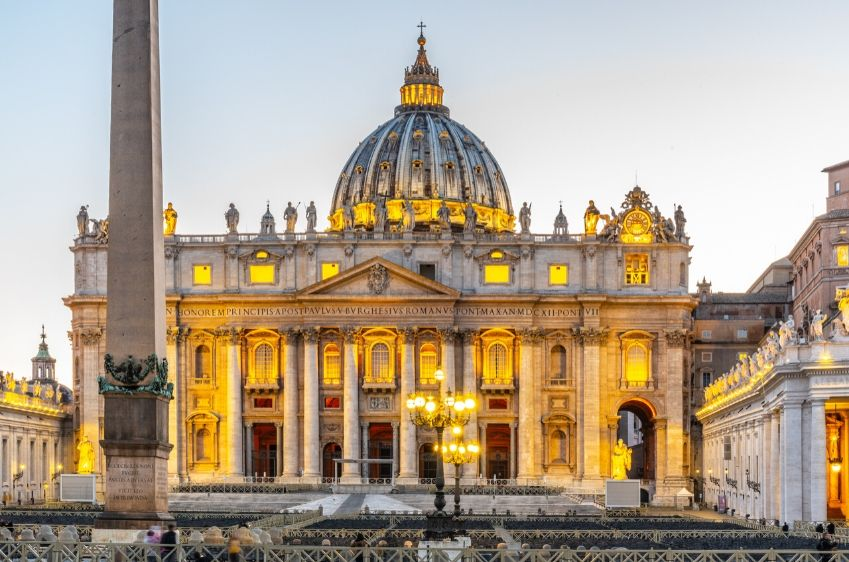 excursiones privadas al vaticano