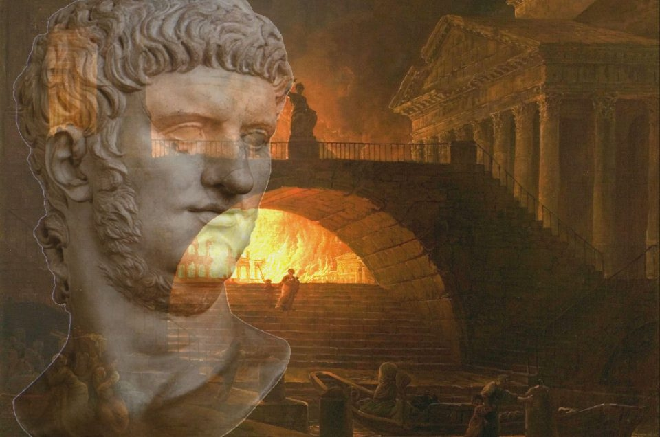 Did Nero Really Burn Down Rome