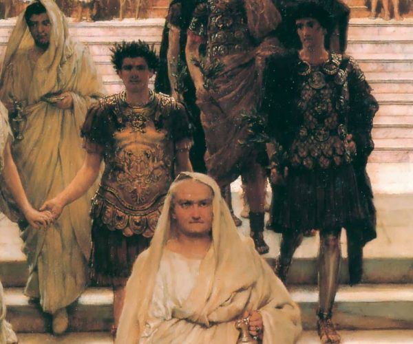 The_Triumph_of_Titus_Alma_Tadema Domitian