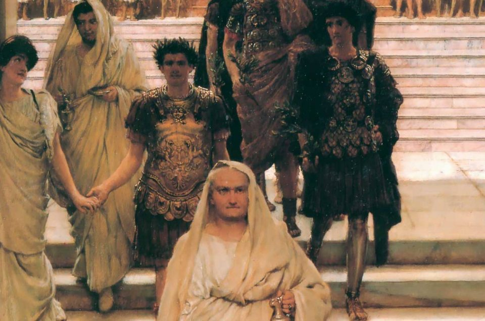 The_Triumph_of_Titus_Alma_Tadema Domitian