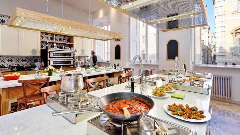 Walks Inside Rome Cooking Classes
