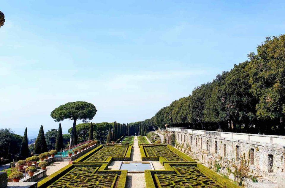 Excursiones de un día a Castel Gandolfo desde Roma