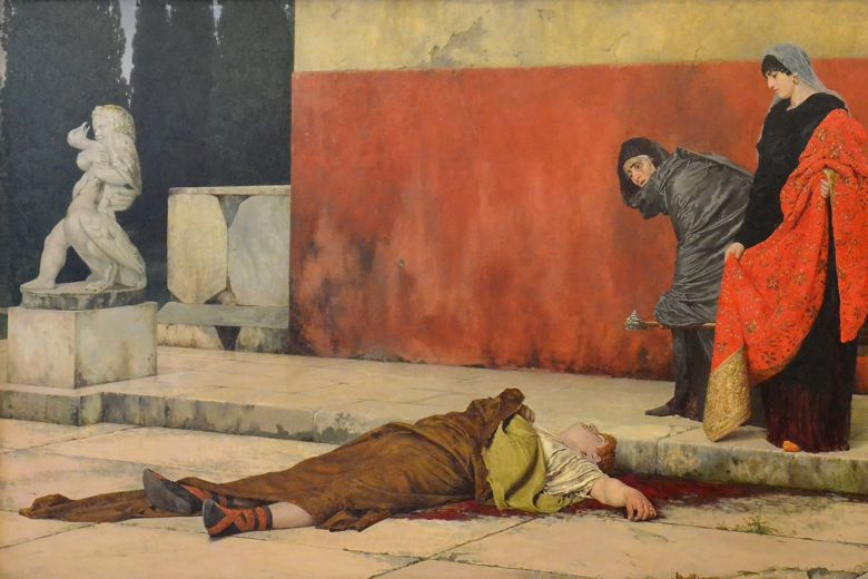 V. S. Smirnov, The Death of Nero