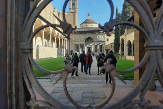 Pazzi Chapel Santa Croce