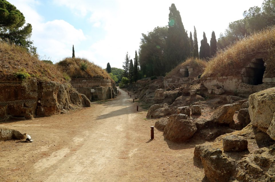 Cerveteri: One of Our Favourite Rome Day Tours